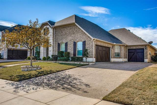 2812 Balmoral Drive, Trophy Club, TX 76262 (MLS #14475170) :: Results Property Group