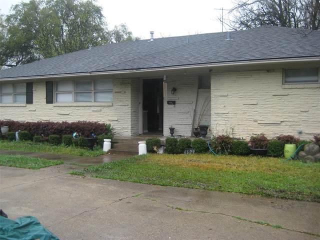 6609 Walnut Hill Lane, Dallas, TX 75230 (MLS #14475212) :: The Mauelshagen Group