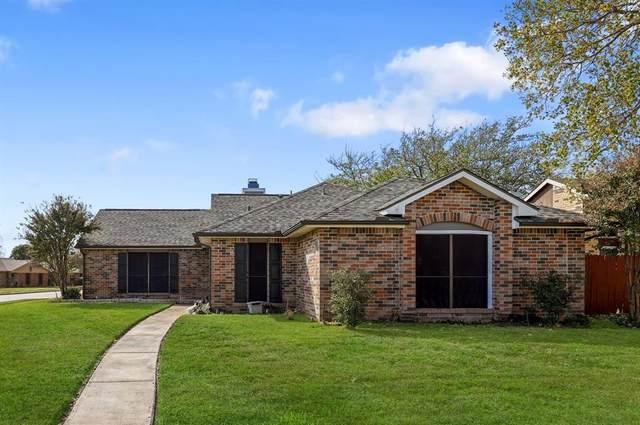 4361 Keys Drive, The Colony, TX 75056 (MLS #14475219) :: Jones-Papadopoulos & Co