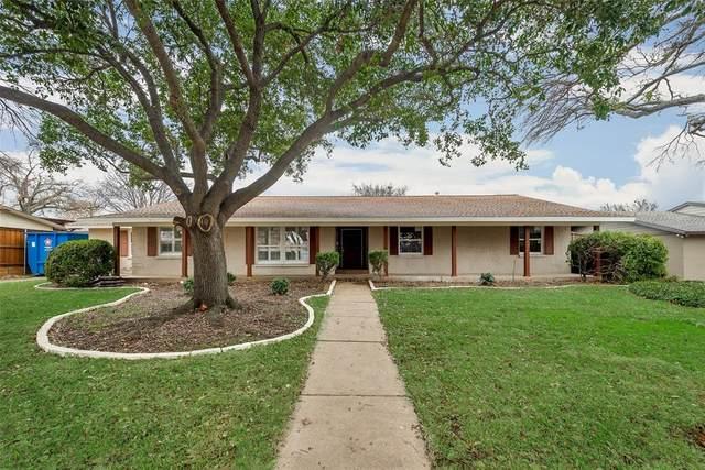 3919 Port Royal Drive, Dallas, TX 75244 (MLS #14475227) :: Robbins Real Estate Group