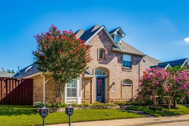 18282 Meandering Way, Dallas, TX 75252 (MLS #14475289) :: Robbins Real Estate Group