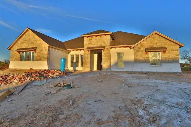 500 N Saddle Horn Court, Weatherford, TX 76087 (MLS #14475291) :: Premier Properties Group of Keller Williams Realty