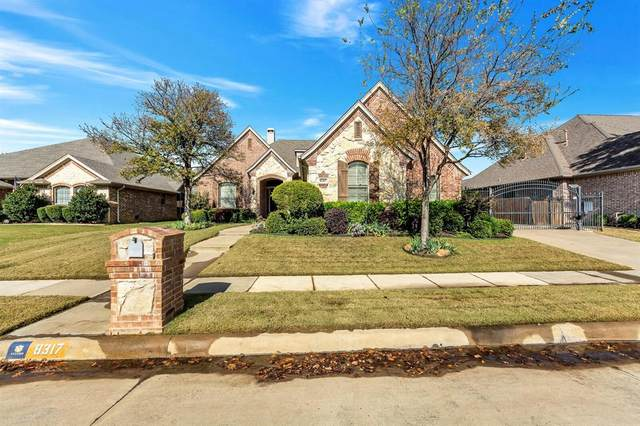 8317 Forest Glenn, North Richland Hills, TX 76182 (MLS #14475294) :: Real Estate By Design