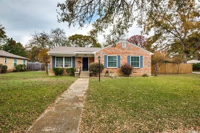 3951 Valley Ridge Road, Dallas, TX 75220 (MLS #14475300) :: Robbins Real Estate Group