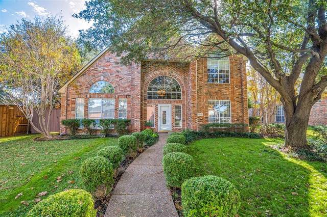 2120 Cliffside Drive, Plano, TX 75023 (MLS #14475318) :: The Tierny Jordan Network