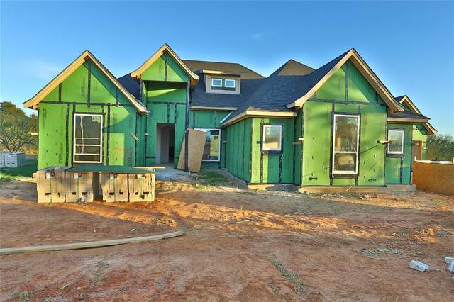 708 Saddle Spur Trail, Weatherford, TX 76087 (MLS #14475328) :: Lyn L. Thomas Real Estate | Keller Williams Allen