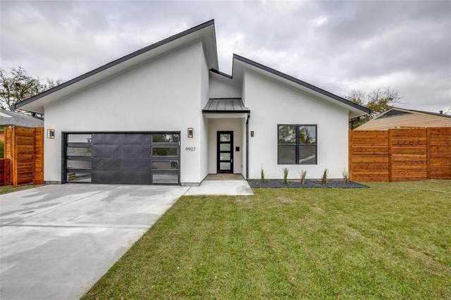 9907 Constance Street, Dallas, TX 75220 (MLS #14475337) :: Robbins Real Estate Group
