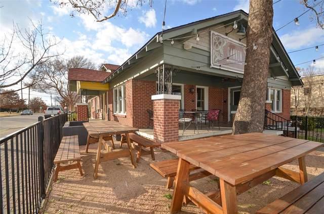 304 W Cannon Street, Fort Worth, TX 76104 (MLS #14475371) :: Post Oak Realty