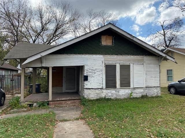 3026 Reynolds Avenue, Dallas, TX 75223 (MLS #14475457) :: The Kimberly Davis Group