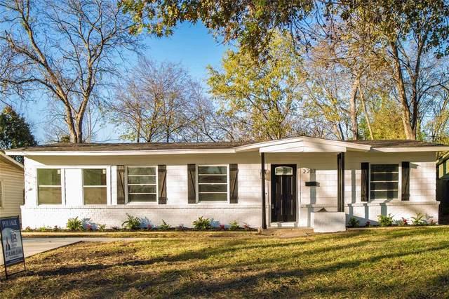 2207 Fenwick Drive, Dallas, TX 75228 (MLS #14475460) :: RE/MAX Landmark