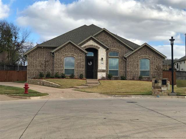 118 Crown Valley Court, Weatherford, TX 76087 (MLS #14475485) :: The Kimberly Davis Group