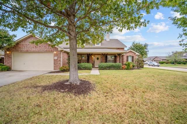 810 Stefhanie Drive, Celina, TX 75009 (MLS #14475499) :: Premier Properties Group of Keller Williams Realty
