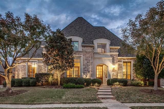 6800 Knollwood Drive, Mckinney, TX 75072 (MLS #14475517) :: The Kimberly Davis Group