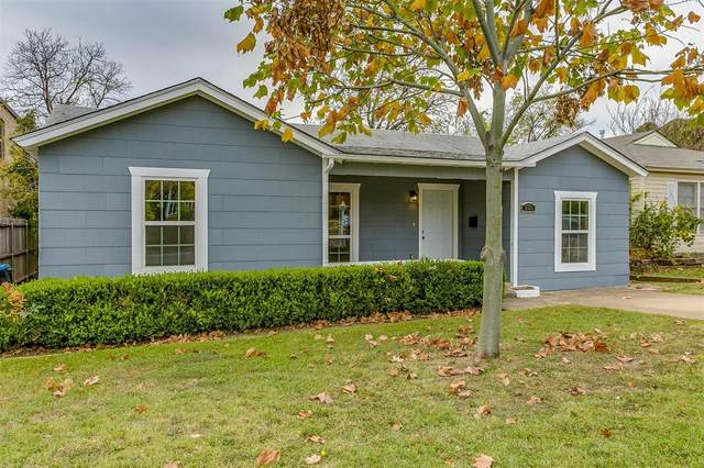3725 Harley Ave., Fort Worth, TX 76107 (MLS #14475528) :: Premier Properties Group of Keller Williams Realty