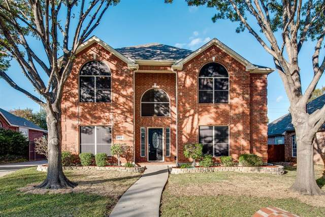2812 Tophill Lane, Flower Mound, TX 75022 (MLS #14475546) :: Real Estate By Design