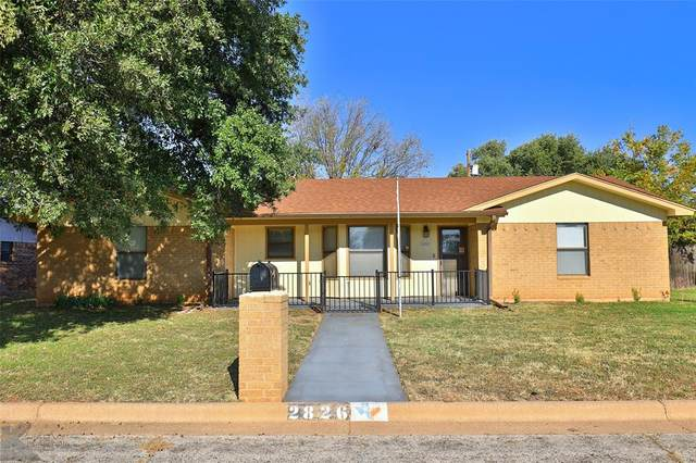 2826 Button Willow Parkway, Abilene, TX 79606 (MLS #14475561) :: The Tierny Jordan Network