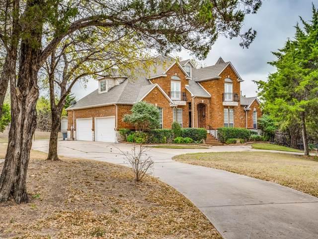 2414 Diamond Point Drive, Cedar Hill, TX 75104 (MLS #14475562) :: Keller Williams Realty