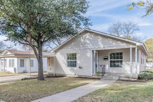 3400 W Gambrell Street, Fort Worth, TX 76133 (MLS #14475565) :: The Hornburg Real Estate Group