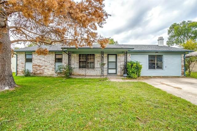 804 E Glendale Street, Crowley, TX 76036 (MLS #14475570) :: Potts Realty Group