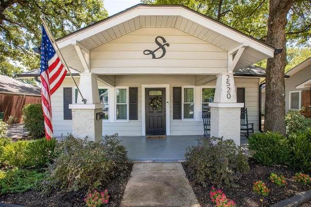 2520 Carnation Avenue, Fort Worth, TX 76111 (MLS #14475587) :: Potts Realty Group