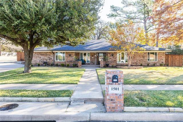 1501 Stagecoach Drive, Pantego, TX 76013 (MLS #14475588) :: Robbins Real Estate Group