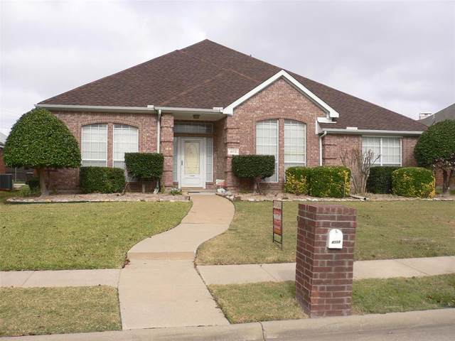 4113 Los Altos Drive, Plano, TX 75024 (#14475639) :: Homes By Lainie Real Estate Group