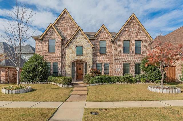 11261 Dorchester Lane, Frisco, TX 75033 (MLS #14475641) :: Justin Bassett Realty