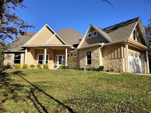 115 Oakbend Trail, Mabank, TX 75147 (MLS #14475642) :: The Mauelshagen Group