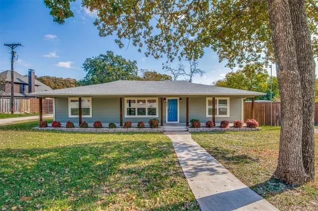 440 N Lakeview Drive, Lake Dallas, TX 75065 (MLS #14475724) :: The Kimberly Davis Group