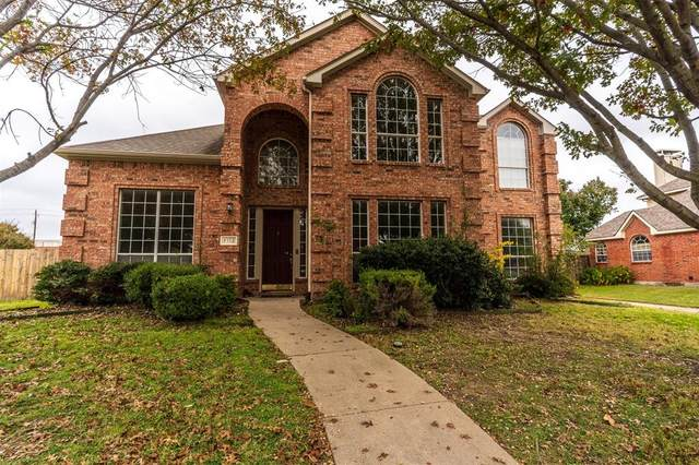 7112 Chandler Drive, Plano, TX 75024 (#14475735) :: Homes By Lainie Real Estate Group