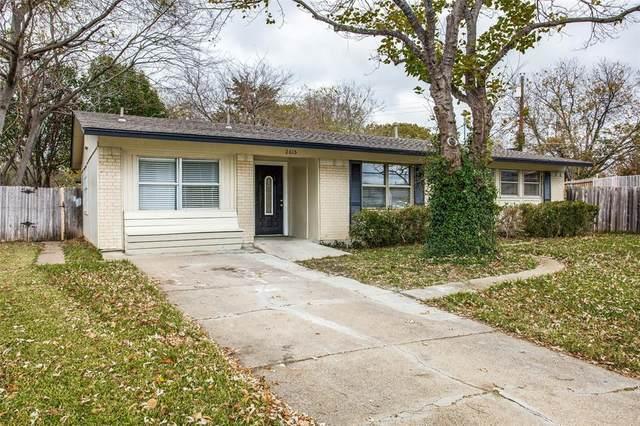 2615 Luau Circle, Mesquite, TX 75150 (MLS #14475750) :: Post Oak Realty