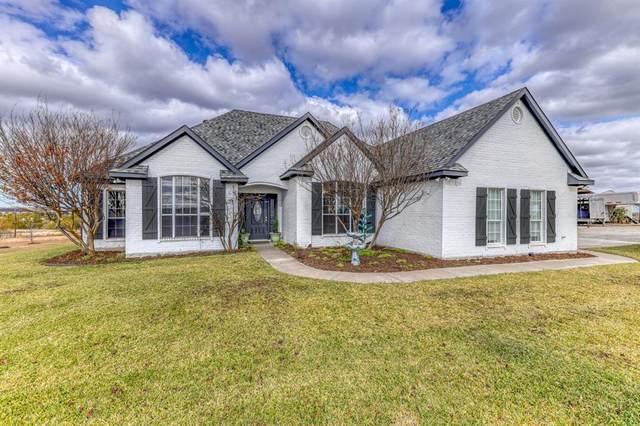 165 John Chisholm Road, Weatherford, TX 76087 (MLS #14475807) :: Real Estate By Design