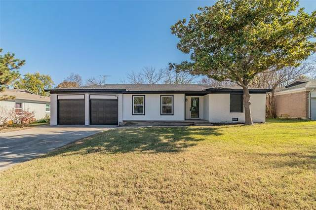 813 June Drive, White Settlement, TX 76108 (MLS #14475816) :: All Cities USA Realty