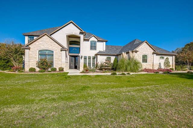 210 Carriage Hill Lane, Heath, TX 75032 (MLS #14475829) :: The Kimberly Davis Group