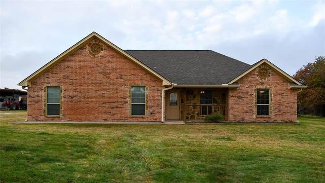 2780 County Road 491, Stephenville, TX 76401 (MLS #14475852) :: The Mauelshagen Group