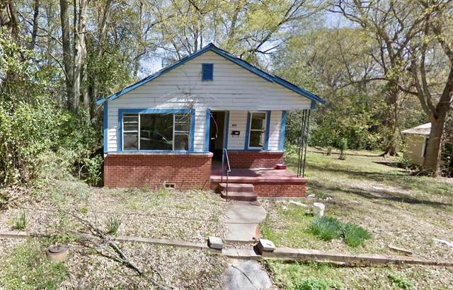804 Cook Street, Marshall, TX 75670 (#14475855) :: Homes By Lainie Real Estate Group