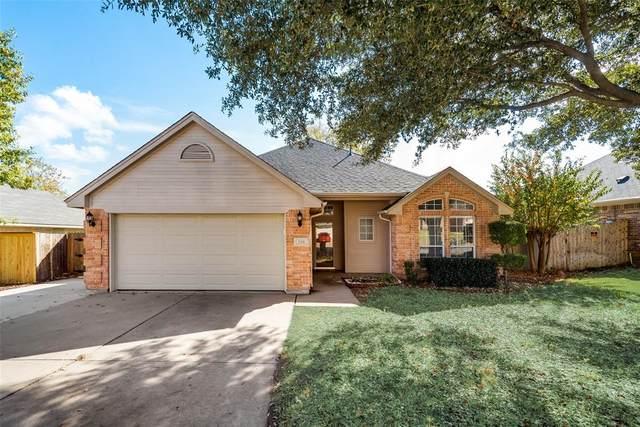 608 Meadowcrest Drive, Burleson, TX 76028 (MLS #14475872) :: The Tierny Jordan Network