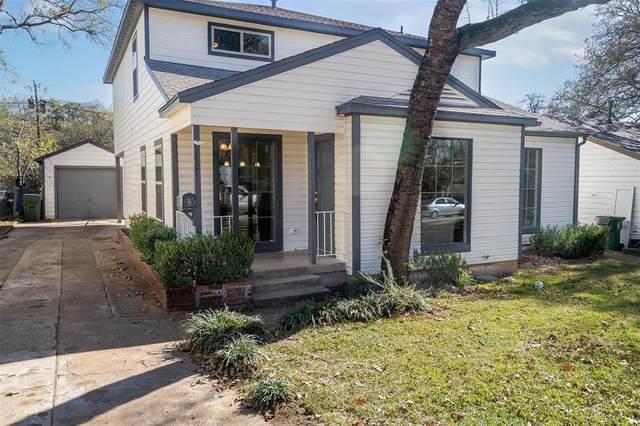 1421 S West Street, Arlington, TX 76010 (MLS #14475883) :: Trinity Premier Properties