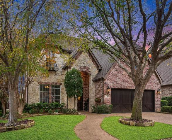 1711 Wildflower Trail, Grapevine, TX 76051 (MLS #14475892) :: Robbins Real Estate Group