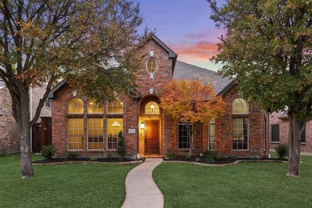 11431 Las Polamas Drive, Frisco, TX 75033 (MLS #14475896) :: The Kimberly Davis Group