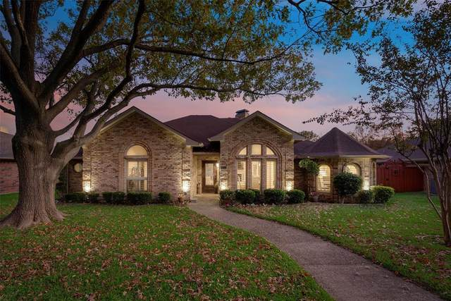 3606 Faulkner Drive, Rowlett, TX 75088 (MLS #14475910) :: Premier Properties Group of Keller Williams Realty