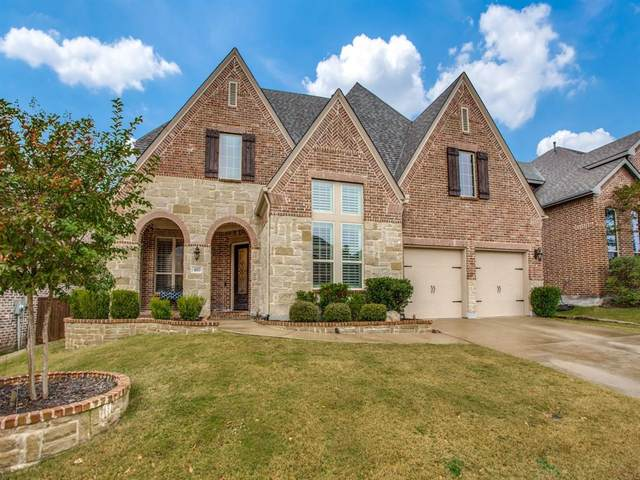 405 Cypress Garden Drive, Mckinney, TX 75071 (MLS #14475919) :: Premier Properties Group of Keller Williams Realty