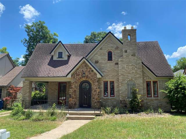 5446 Morningside Avenue, Dallas, TX 75206 (MLS #14475924) :: The Kimberly Davis Group