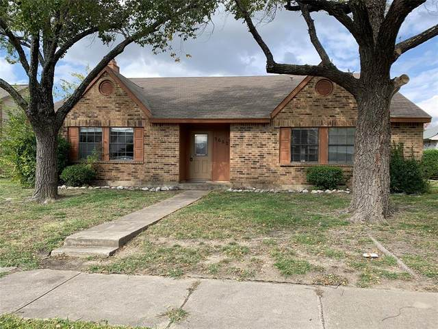 5652 Trego Street, The Colony, TX 75056 (MLS #14475927) :: Post Oak Realty