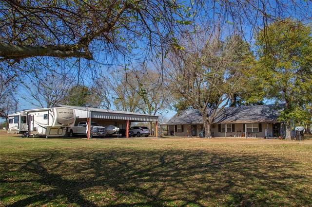10760 Fm 38N, Honey Grove, TX 75446 (MLS #14475960) :: Team Tiller