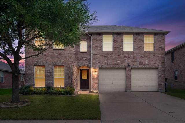 307 Chinaberry Trail, Forney, TX 75126 (MLS #14475965) :: Premier Properties Group of Keller Williams Realty