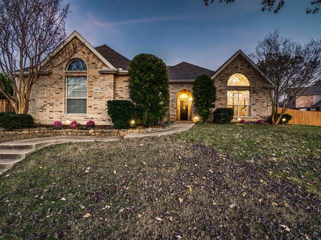 3206 Indian Trail, Rowlett, TX 75088 (MLS #14476001) :: The Kimberly Davis Group