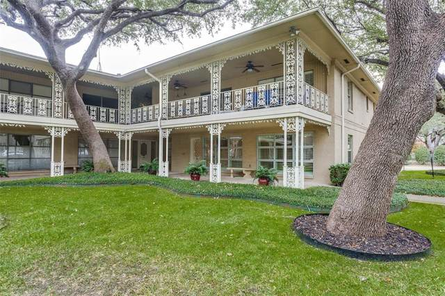 6125 Averill Way #6125, Dallas, TX 75225 (MLS #14476041) :: Robbins Real Estate Group