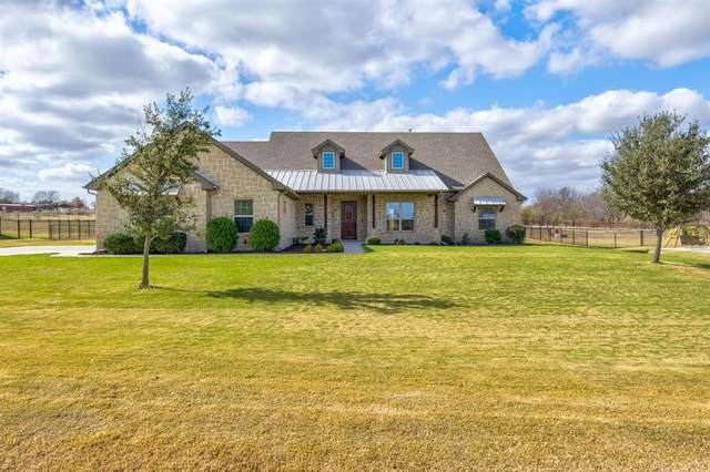 156 Bearclaw Circle, Aledo, TX 76008 (MLS #14476088) :: Team Tiller