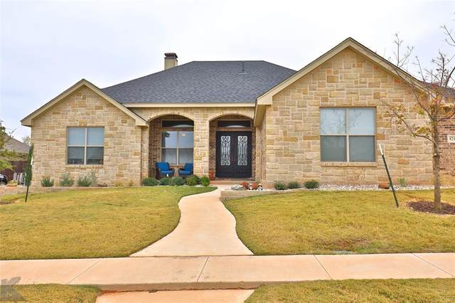 8217 Cimarron Trail, Abilene, TX 79606 (MLS #14476102) :: Frankie Arthur Real Estate